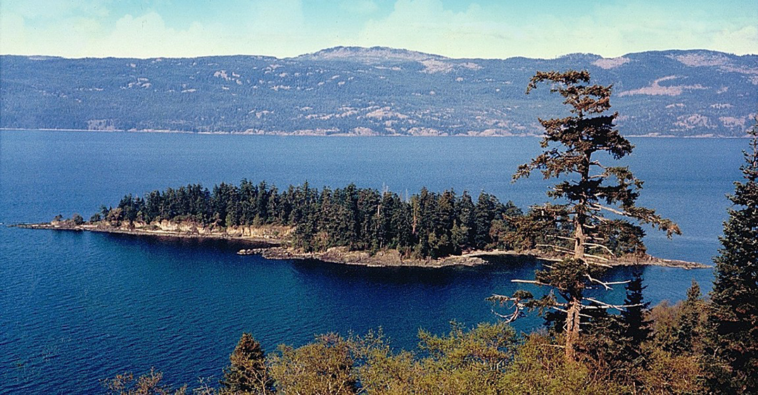 You can buy an entire 7-acre island for the price of a Vancouver home