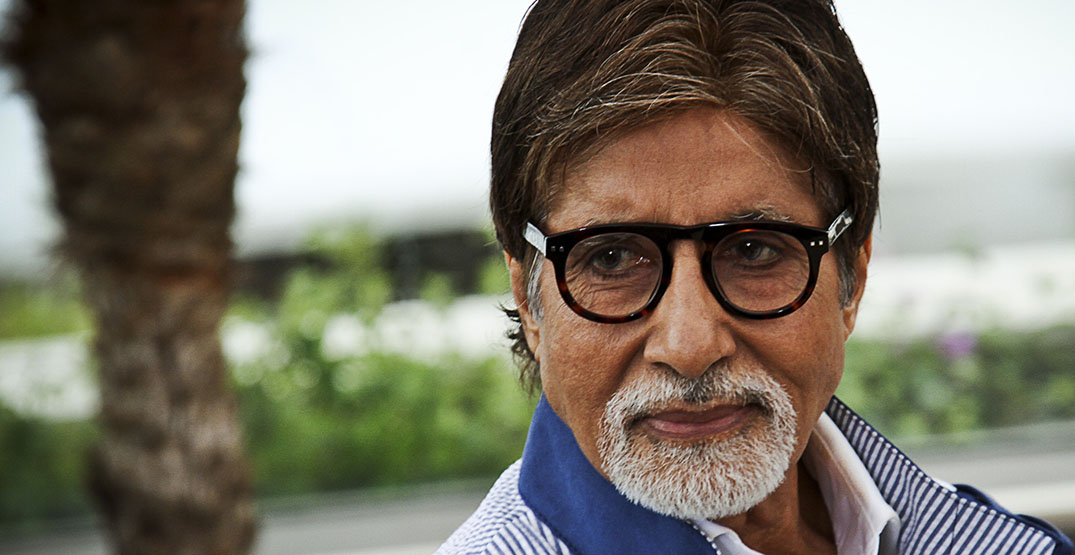 Four members of Bollywood's Bachchan family sick with coronavirus