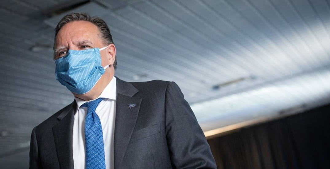 Quebec to make face masks mandatory in indoor public spaces