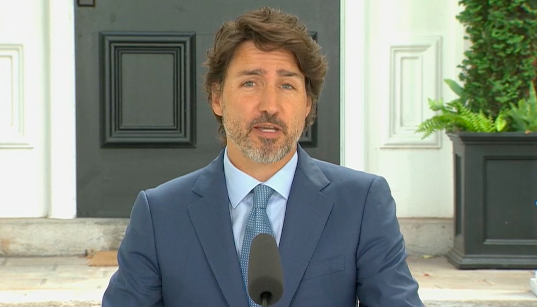"""I made a mistake"": Trudeau apologizes for controversial WE partnership"