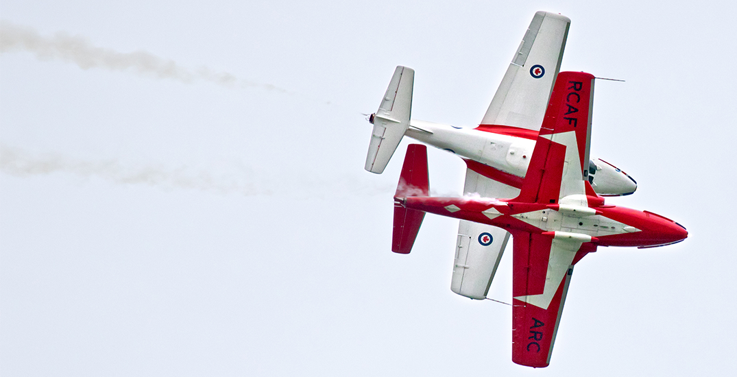 Canada's first physically distanced airshow will take place in Ontario