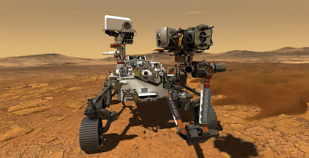 NASA sending spacecraft to Mars this summer looking for signs of life
