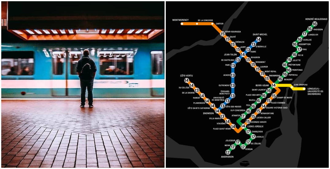 These STM metro stations will be handing out free face masks this week