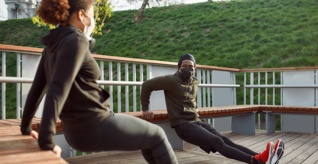 5 ways to get awesome outdoor workouts this summer