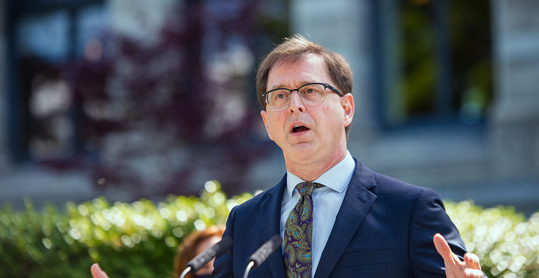 Dix announces nearly 500 new long-term care beds in BC Interior