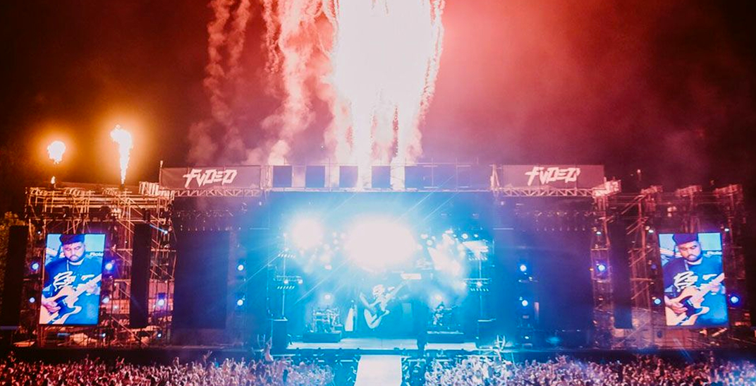 FVDED in The Park returns with a FREE online festival this weekend