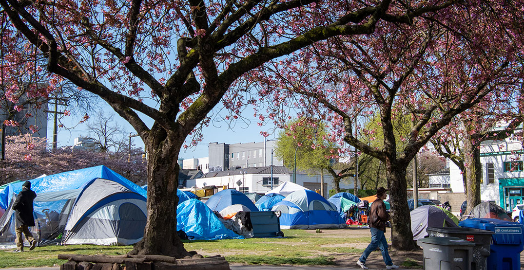 Overnight camping now permitted in Vancouver parks