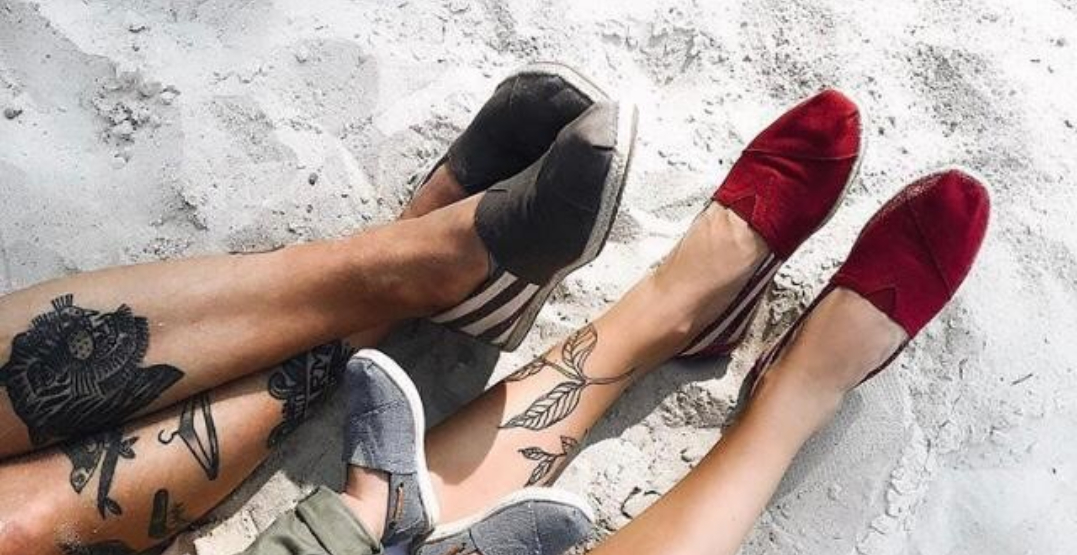 TOMS Online Warehouse Sale is live with deals up to 70% off