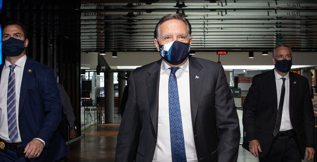 Almost 60K people have signed a petition to stop mandatory face masks in Quebec