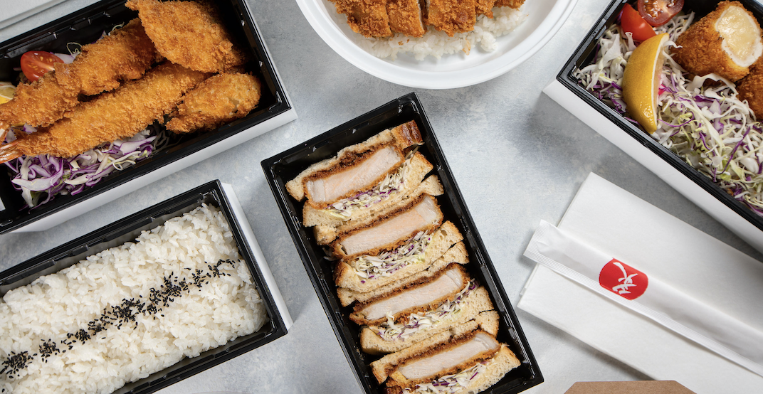 Marukatsu Cuisine concept pops up in Vancouver's Gyoza Bar
