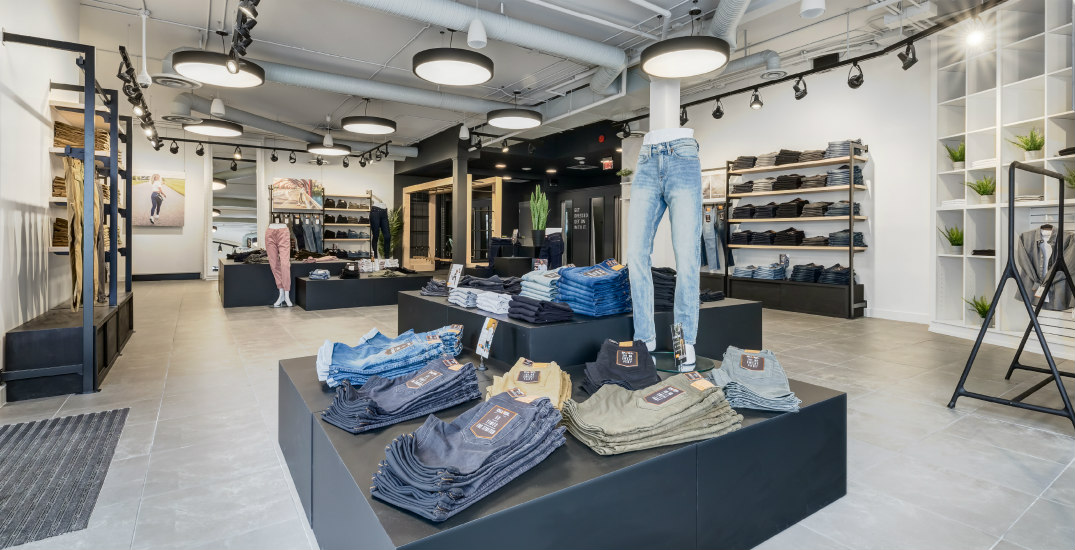 Canadian apparel brand DUER opens new 2,000 sq ft Calgary store
