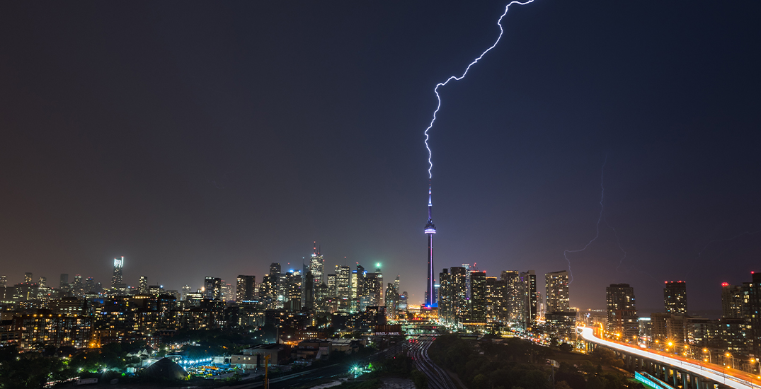 Severe thunderstorm possible in Toronto ahead of another heat wave