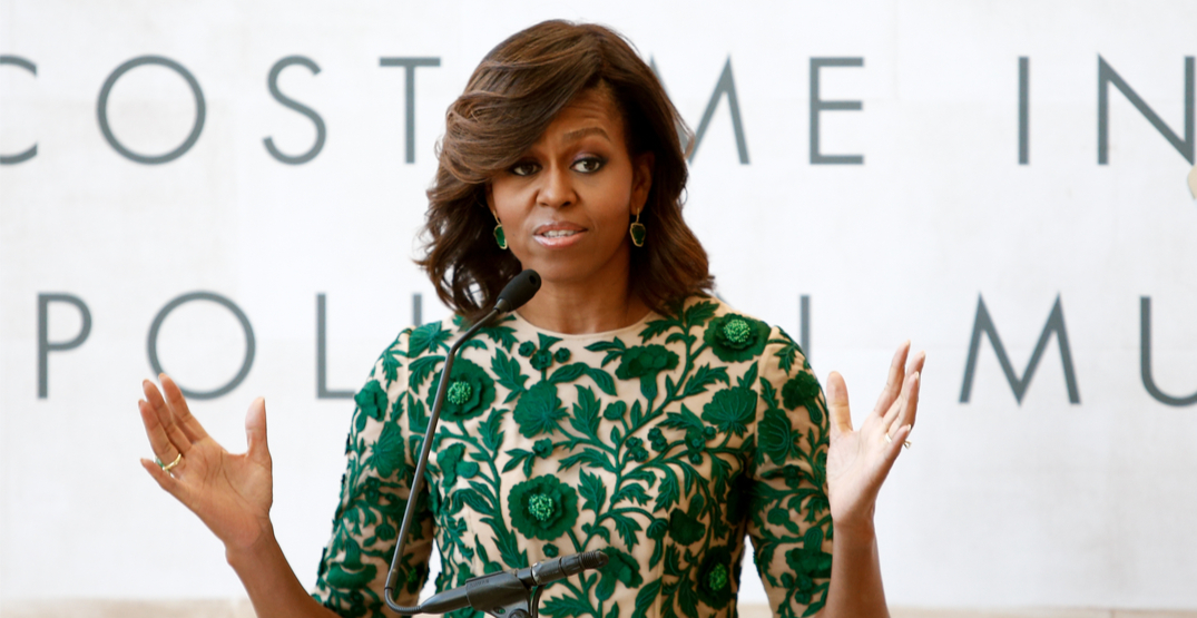 Former First Lady Michelle Obama to launch her own podcast