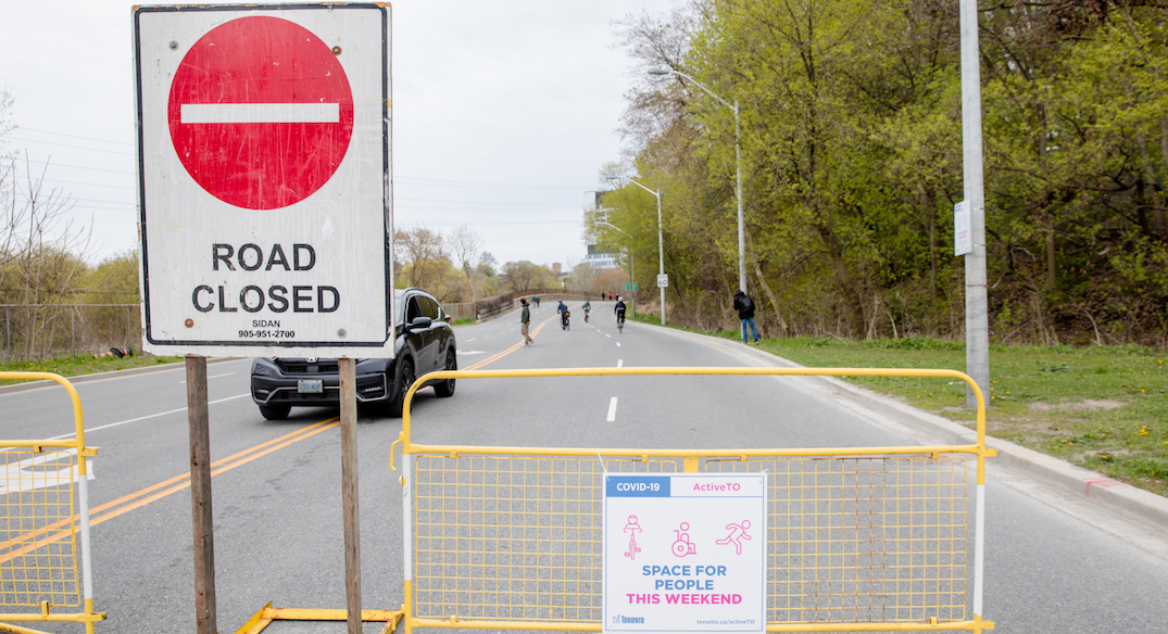 Popular weekend road closures to include Yonge Street this month