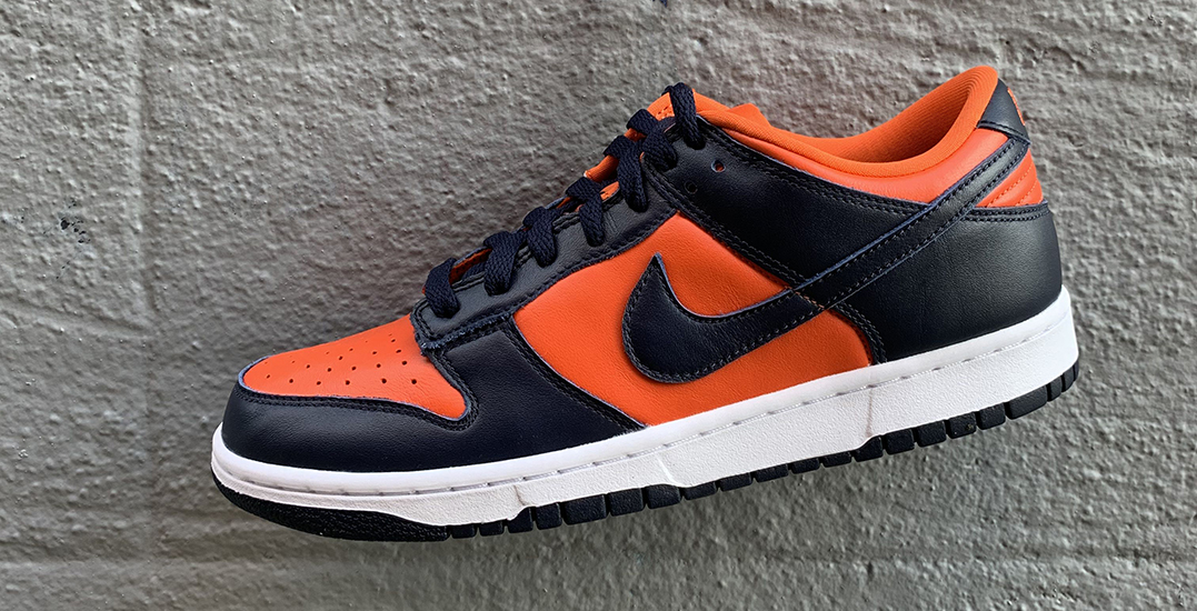 """You can win a FREE pair of """"Champ"""" Nike Dunks from Heat Vault and NFS (CONTEST)"""