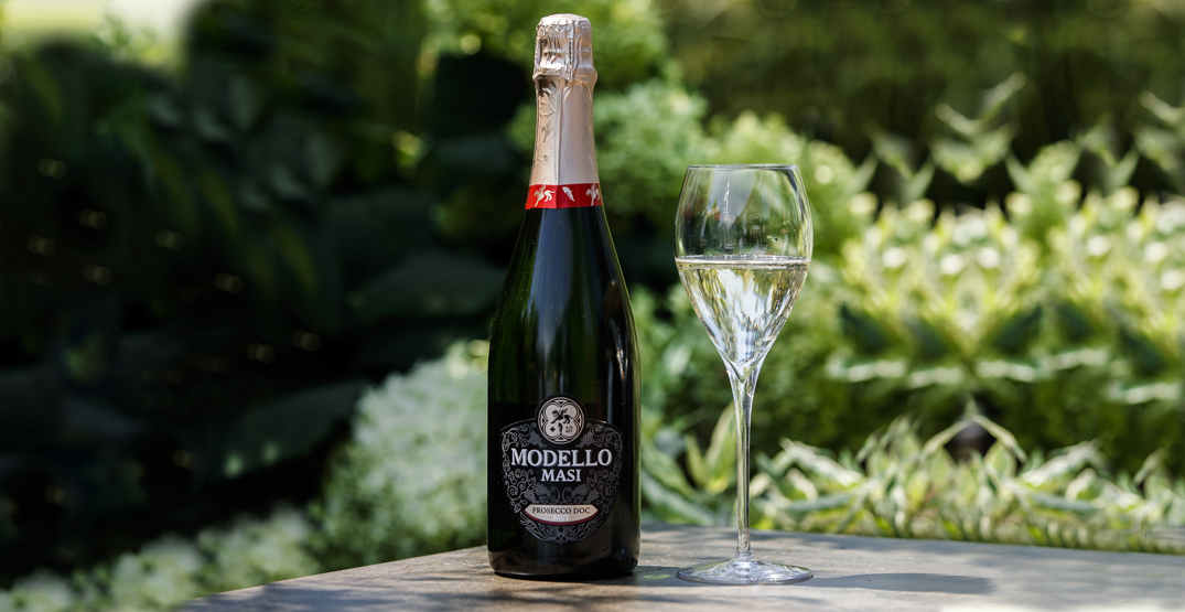 You can escape to Venice with Modello Prosecco