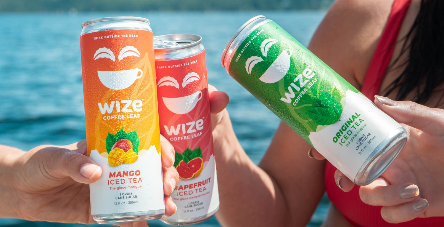 Vancouver brand launches innovative iced tea just in time for summer