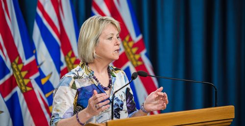 BC health officials to give live COVID-19 update on Monday afternoon | News