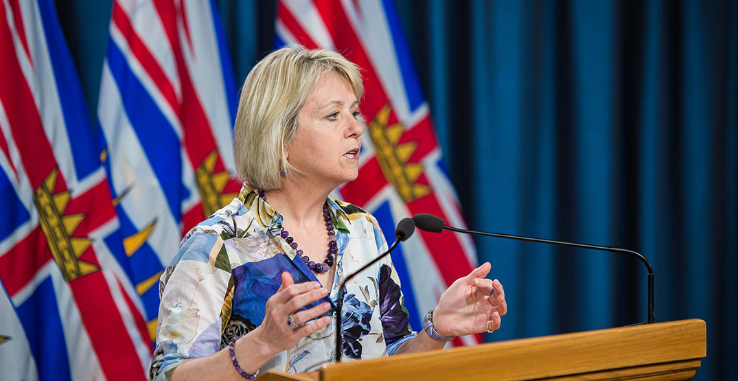 BC health officials to give live COVID-19 update on Thursday afternoon
