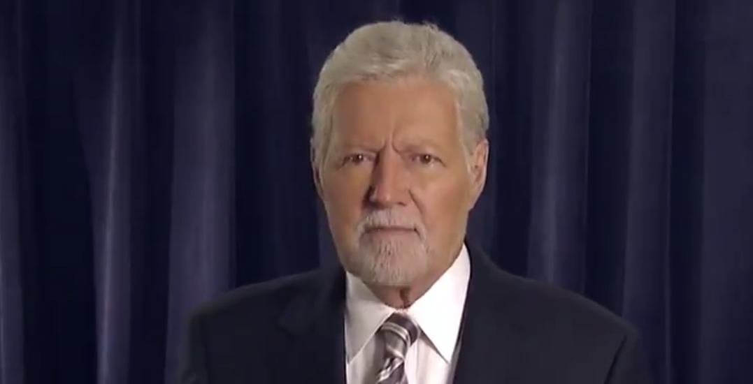 """Jeopardy! host Alex Trebek says he's """"doing well"""" and """"feeling great"""""""