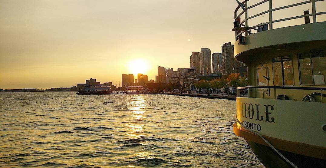 Toronto cruise line to offer docked dining experiences at the Harbourfront