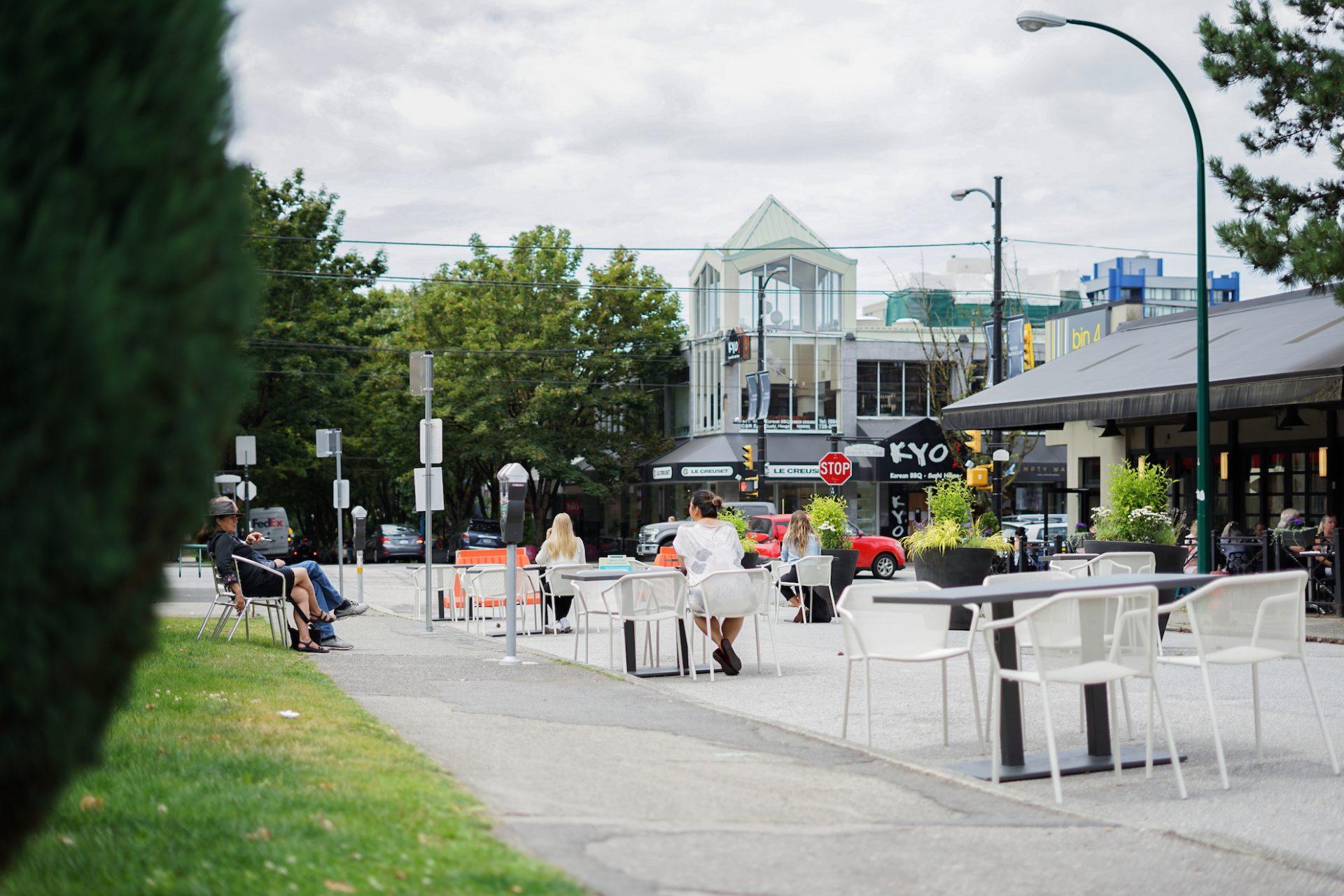 south granville plaza