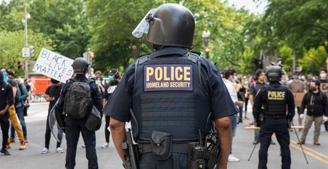 """Governor Brown calls Homeland Security presence a """"blatant abuse of power"""""""