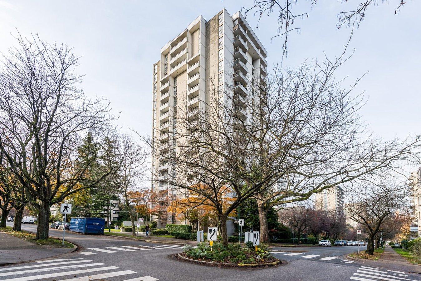 Jervis Street apartment