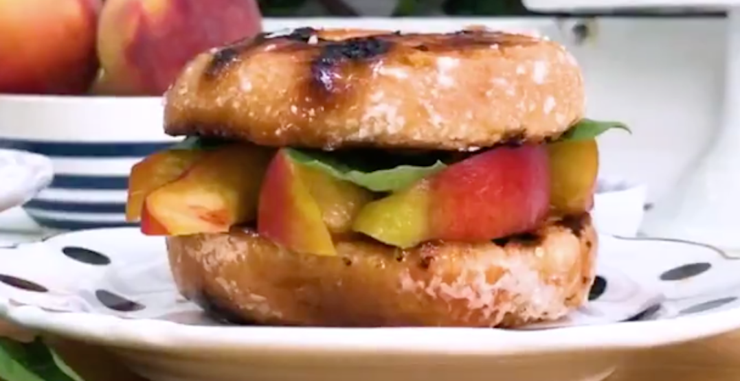 "Tim Hortons drops recipe for ultra-summery ""grilled donut"" dessert"