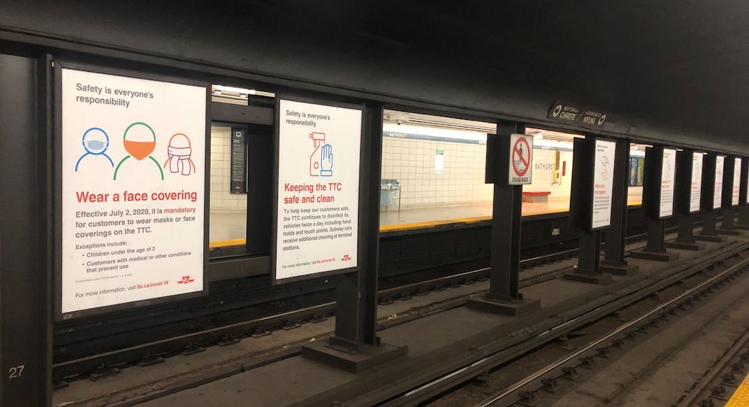 Nearly 70 TTC employees have now tested positive for coronavirus