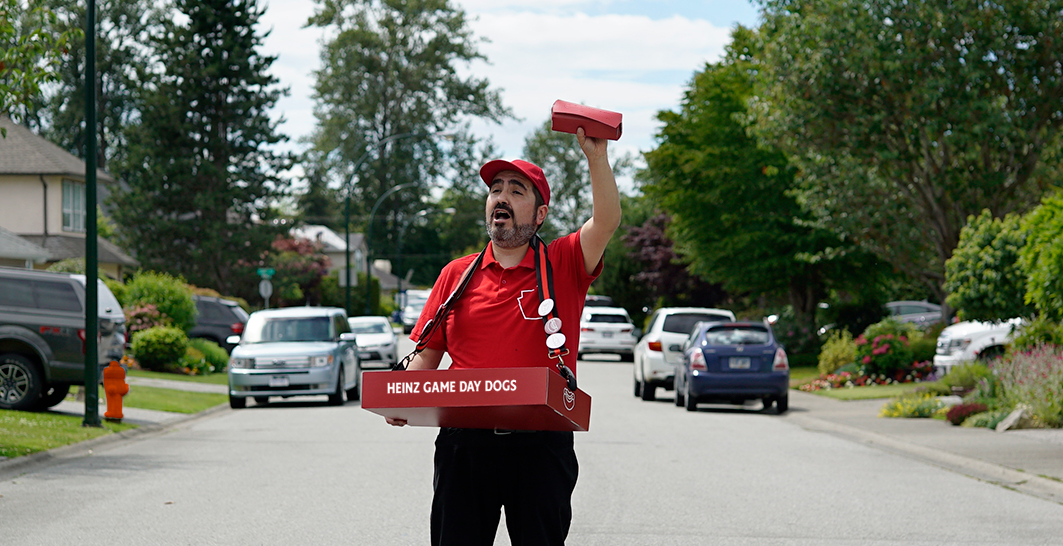 Get authentic game day hot dogs delivered to you for Blue Jays Opening Day
