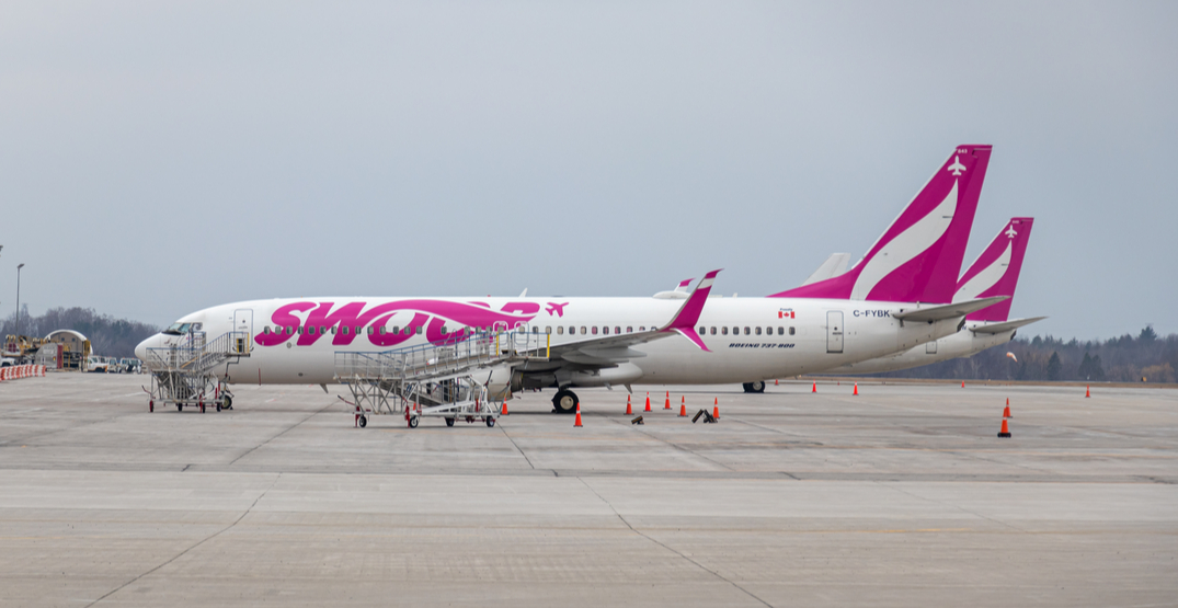 Plane makes emergency landing after man allegedly smokes in bathroom, swears at flight crew