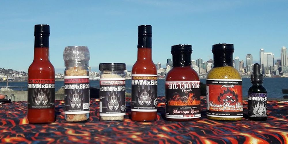 Small business spotlight: Grimm Brothers Hot Sauce