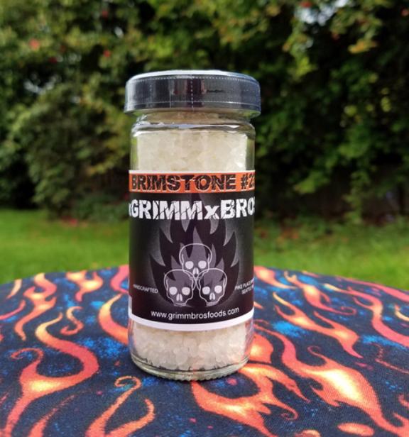Grimm Hot Sauce