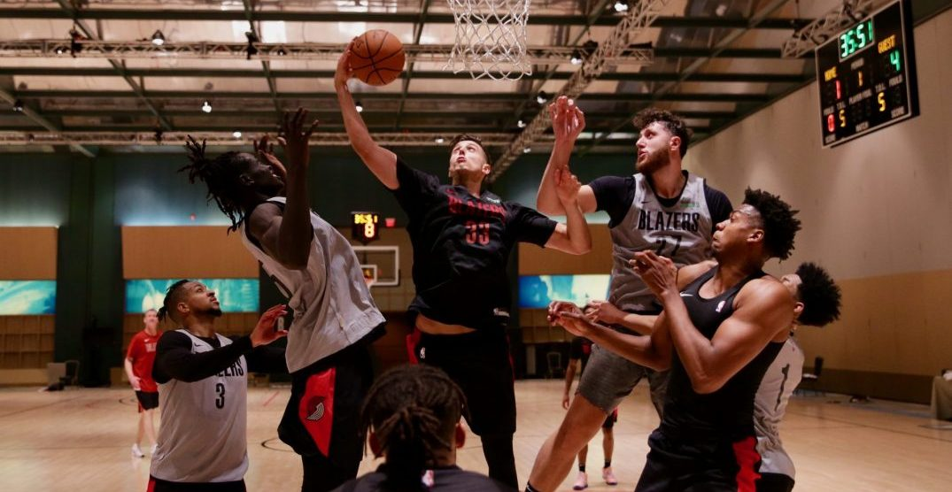 Portland Trail Blazers return to basketball this week