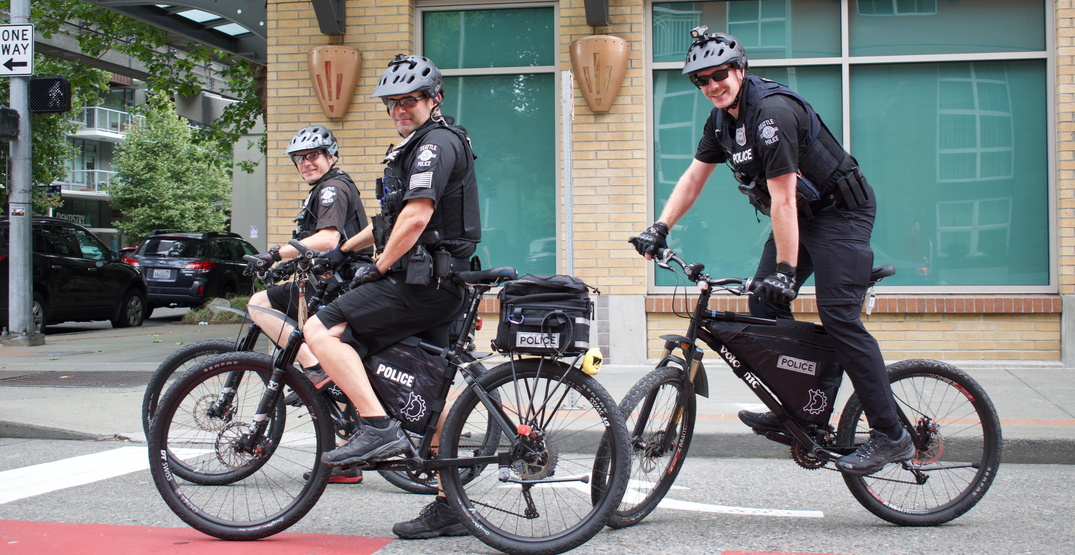 Seattle police propose moving civilian functions out of the department