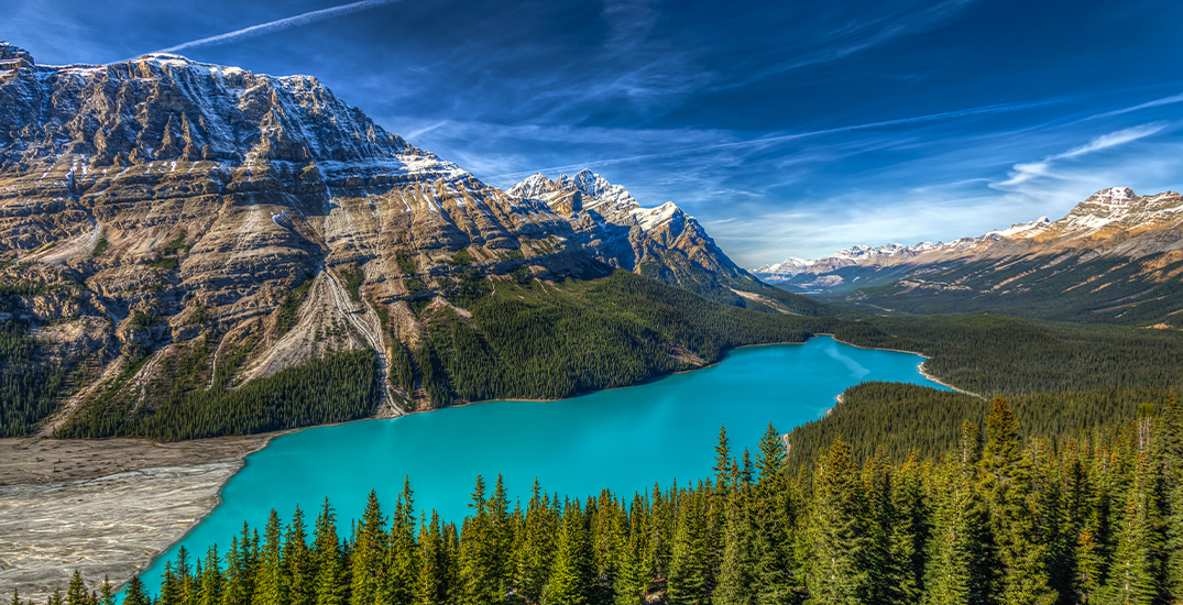 Awesome Alberta: Peyto Lake is a turquoise wonder to behold (PHOTOS)