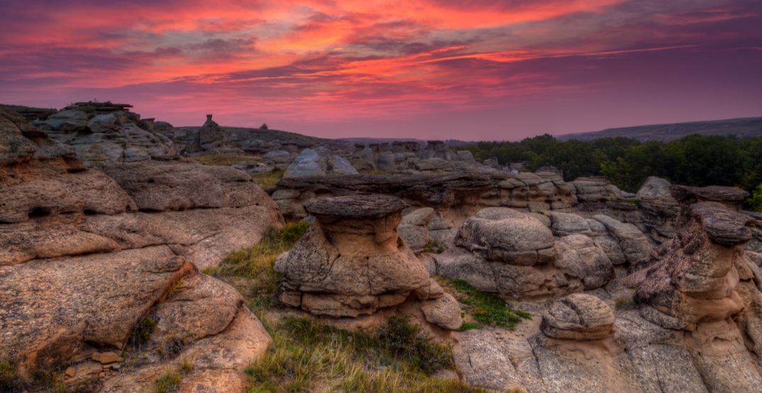 9 incredible natural wonders to check out in Alberta