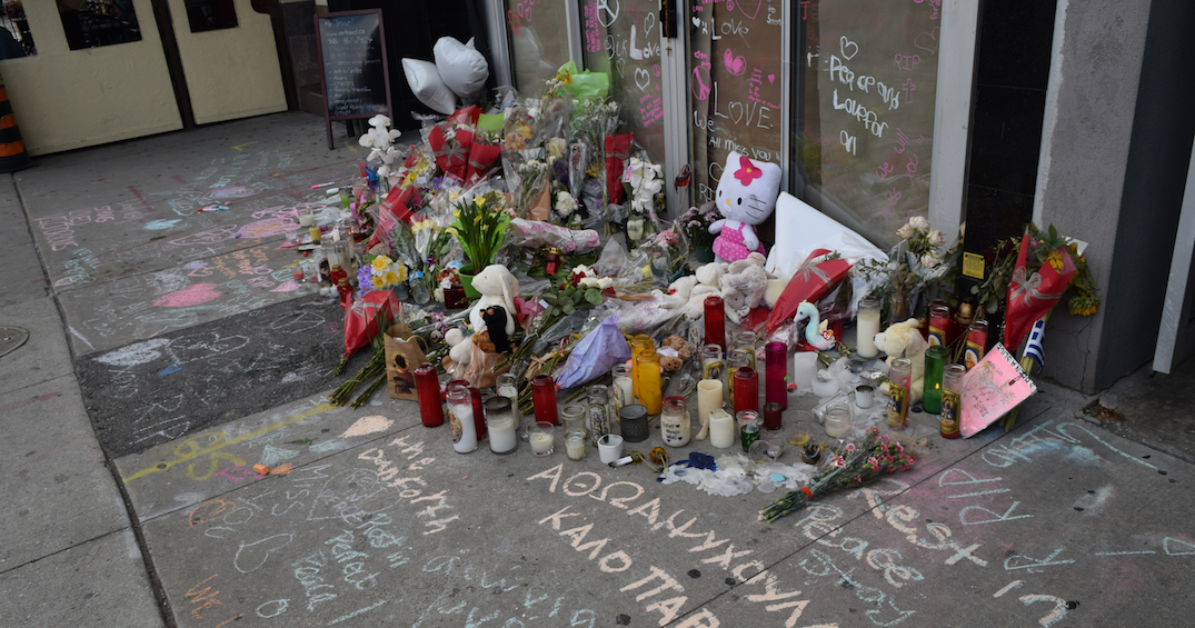 Toronto to commemorate second anniversary of Danforth shooting today