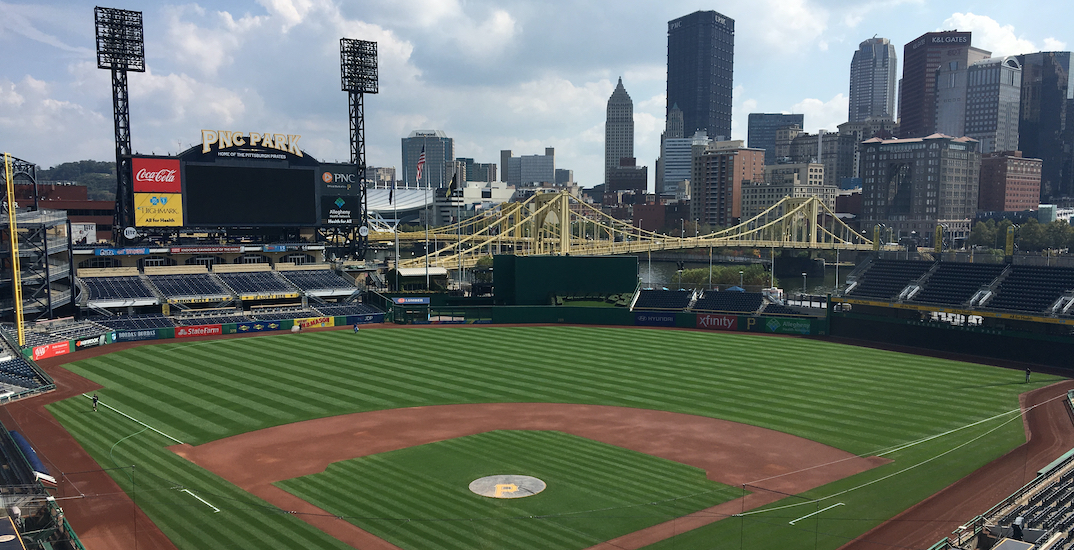The Blue Jays expected to play home games in Pittsburgh this year