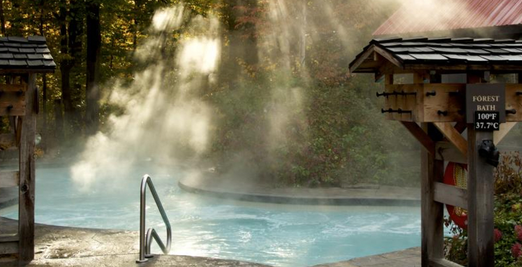 This Scandinavian spa is the perfect weekend escape from Toronto