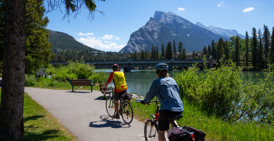 Awesome Alberta: The Banff Legacy Trail is the perfect summer bike ride (PHOTOS)
