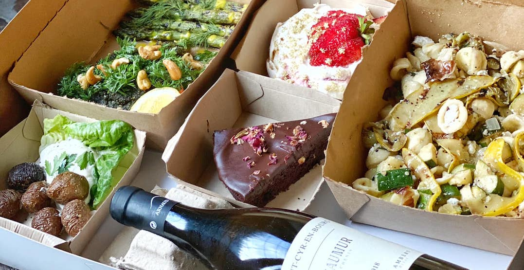 Paragon Seattle is offering curated picnic boxes for two