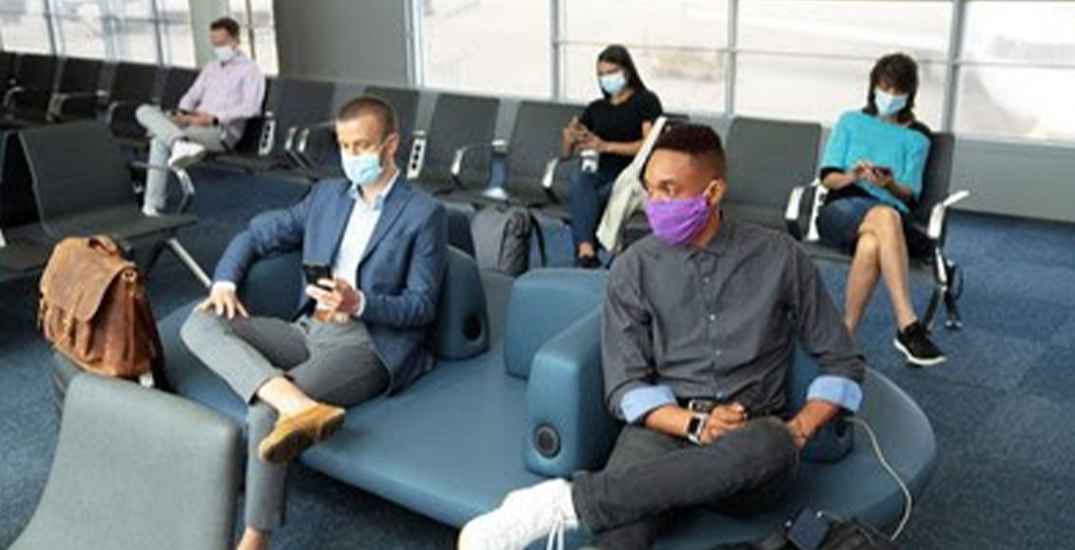 United Airlines extends their mask requirement to airports