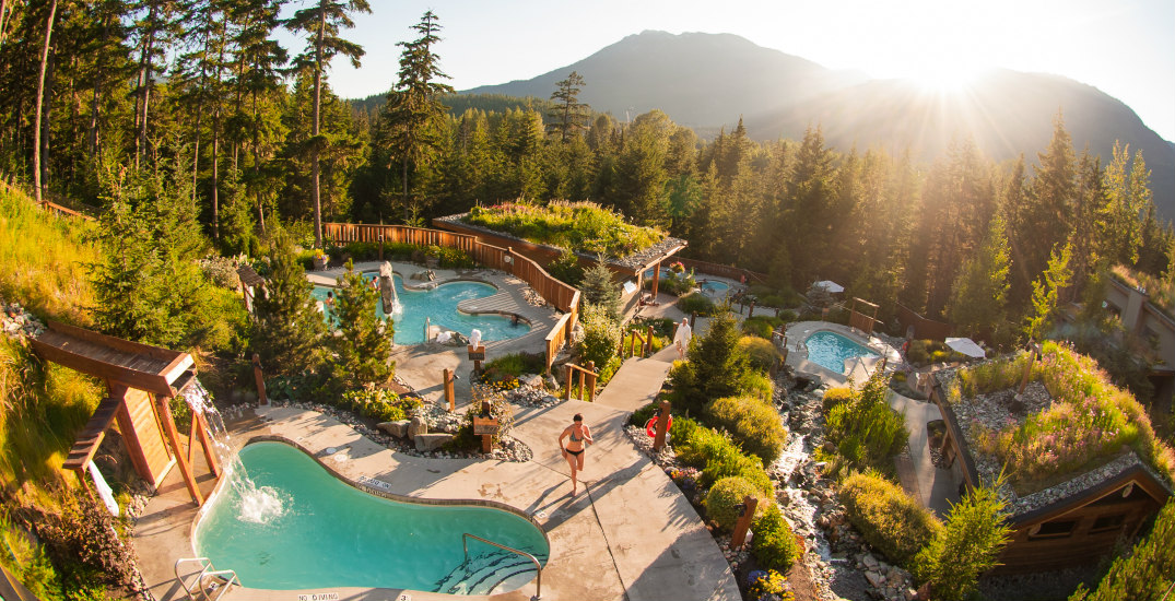 Spas, salons, and wellness spots have now reopened in Whistler