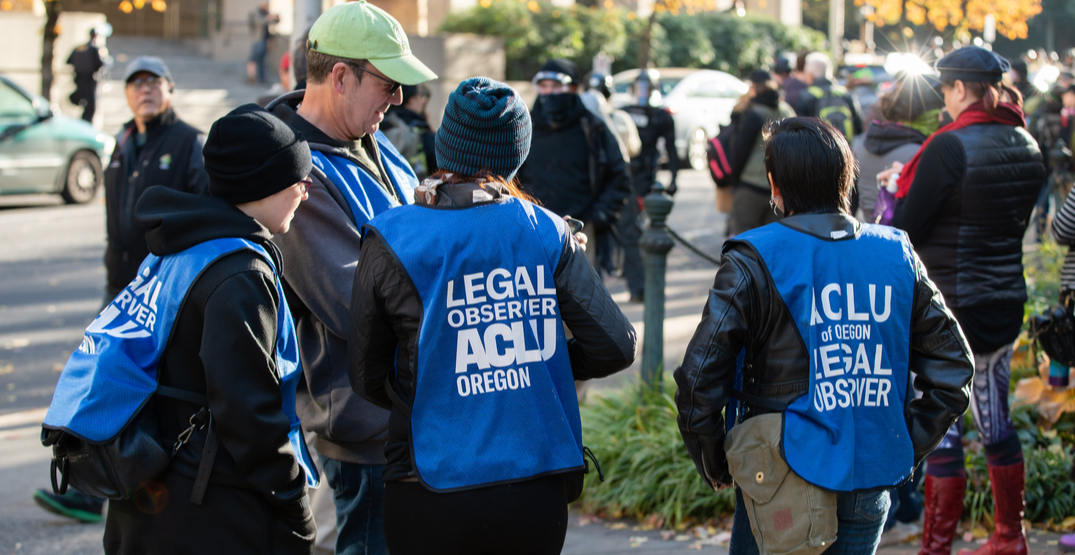 The ACLU has penned a letter to Attorney General Barr about Portland