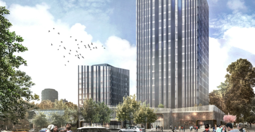 """""""Golden Towers"""" in Metrotown to get a new look with renovation"""