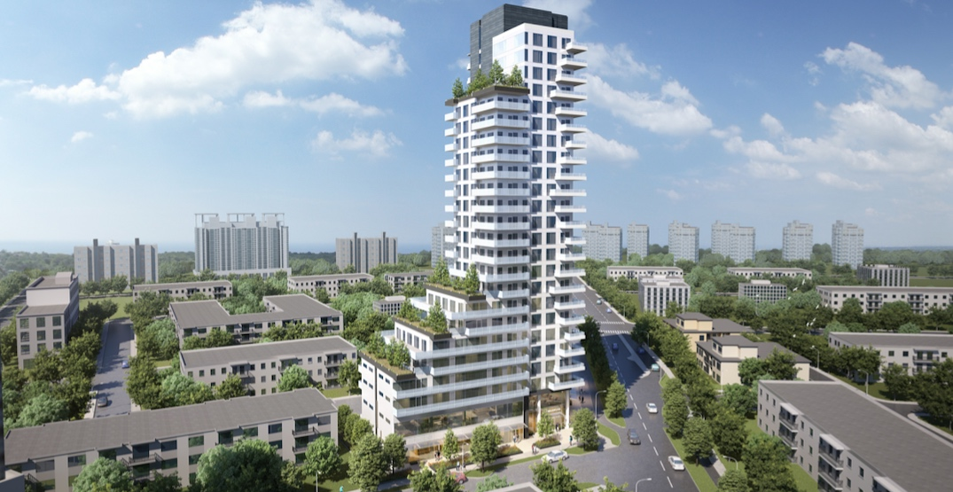 120 homes proposed near SkyTrain's Metrotown Station