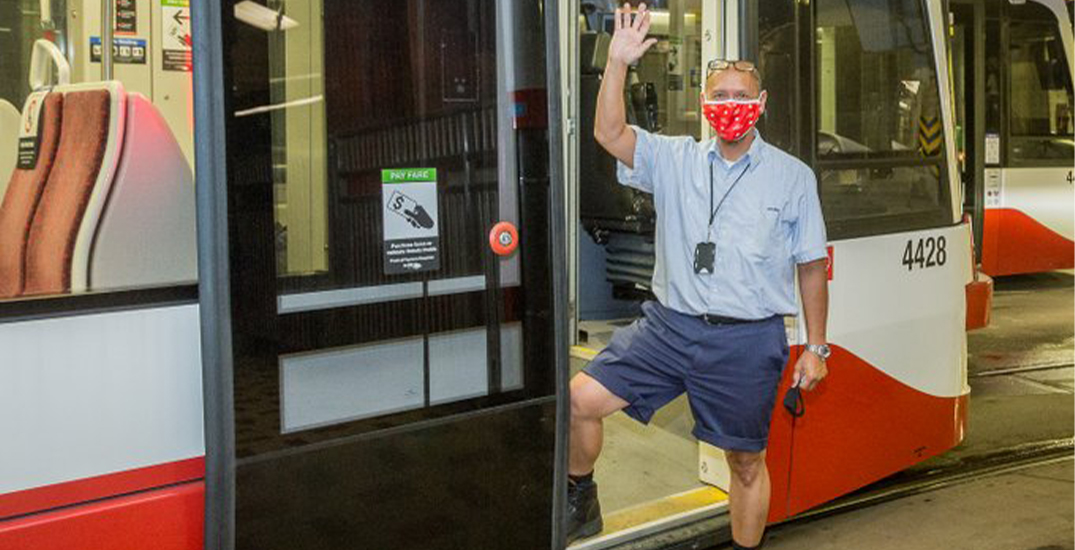 TTC giving out more free face masks on bus network