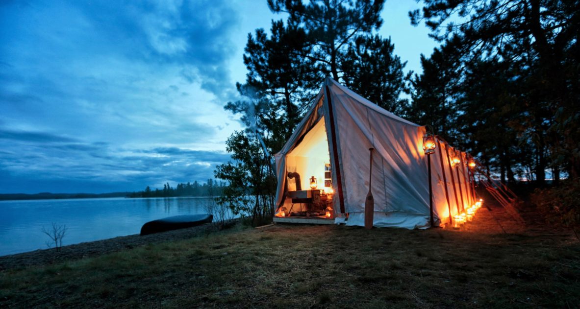 5 of the best glamping destinations in Canada